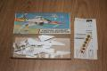 Airfix Captain Scarlet Interceptor 1:72 1500Ft