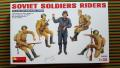 MiniArt 35055 Soviet Soldiers Riders  2000.- Ft