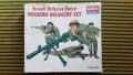 Academy 1368 Israeli Defense Force Modern Infantry Set  500.- Ft