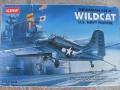 Academy Wildcat F4F-4 1/72 (1650) 2000 Ft