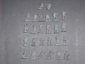 1/72  Caesar Miniatures Modern US Elit Force Rangers  1500.-