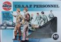 Airfix USAAF personel