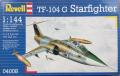 1-144 Revell TF-104G Starfighter